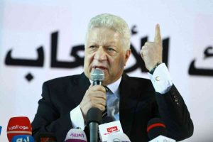 مرتضى منصور: عمرو الجنايني أبلغني بوقف القيد إذا لم ألتزم بقرارات الأولمبية