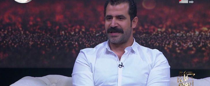 """محمود حافظ: كنت أحلم منذ صغري بالمشاركة في فيلم كـ""""الممر"""""""