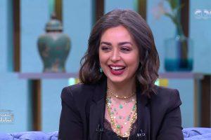 """هبة مجدي تحتفل بعيد ميلاد والدتها: """"ربنا ما يحرمني منك"""""""