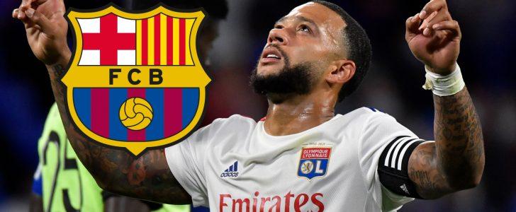 رئيس ليون يعرب عن غضبه بسبب عدم انتقال ديباي لبرشلونة