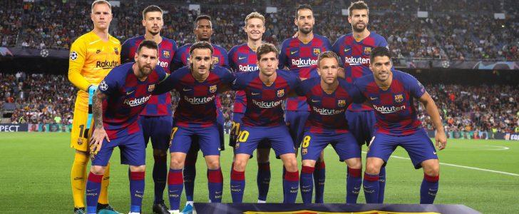 قبل الكلاسيكو .. برشلونة يفقد 3 لاعبين وغياب محتمل