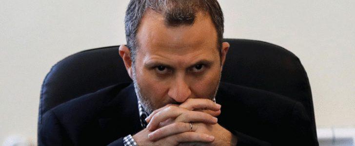 سياسيون لبنانيون: العقوبات الأمريكية على باسيل تؤثر على تشكيل الحكومة الجديدة