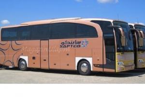 خسائر كبيرة تضرب شركة سابتكو للنقل الجماعي في الربع الثالث من 2020