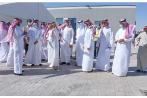 وزير الإسكان يفتقد مشاريع سكني بالمنطقة الشرقية ويؤكد ضرورة إنجازها في الوقت المحدد