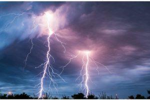 المركز الوطني للأرصاد عن طقس السبت أمطار رعدية على سبع مناطق