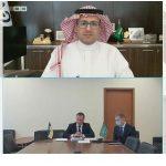 السعودية وأوكرانيا توقعان إتفاق تعاون في خدمات النقل الجوي