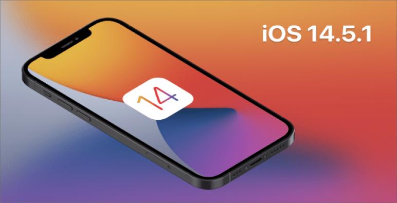 تصدر أبل Apple تحديث iOS 14.5.1