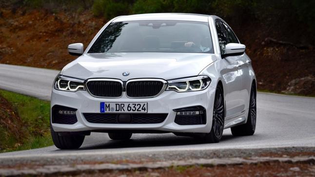 تفاصيل مؤكدة عن وصول سيارة BMW الفئة الخامسة 2017 للمملكة العربية السعودية قريباً