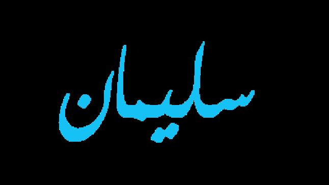 معنى اسم سليمان في القرآن الكريم