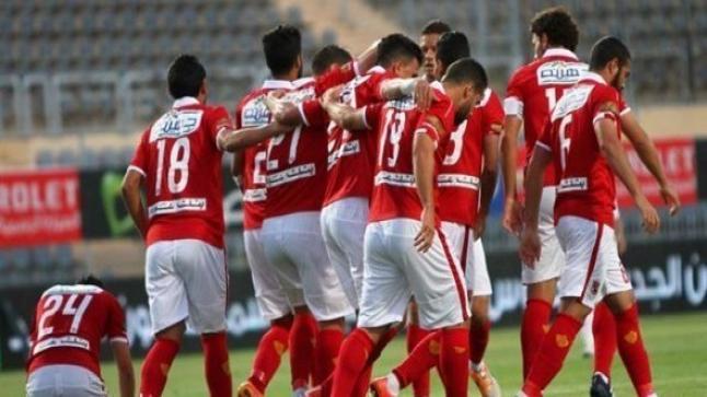 نتيجة مباراة الاهلى وانبى اليوم في الدورى المصرى للقلعة الحمراء عبور لاند وملخص اهداف تعادل الأحمر المثير