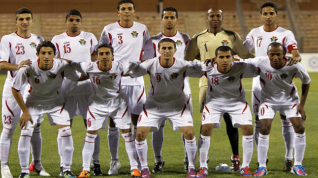 إستدعاء المدير الفني للمنتخب الأردني الأولمبي لأكثر من خمسين لاعبا !
