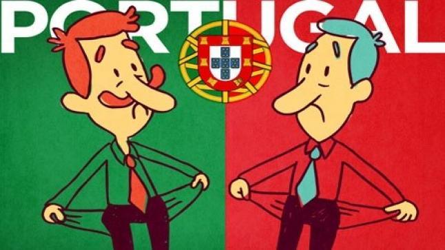 قلق أوروبي بسبب ضعف الدور البرتغالي الإقتصادي في منطقة اليورو