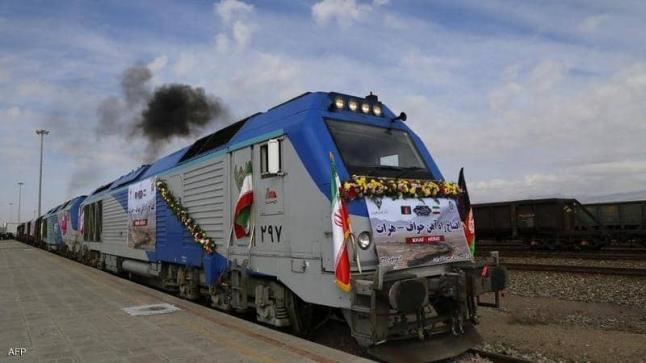 السكك الحديدية والبحر المتوسط .. خطة إيران للتهرب من العقوبات
