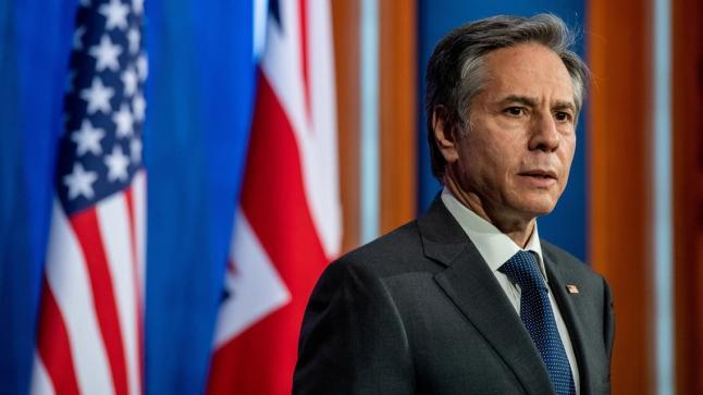 وزيرة الخارجية الأمريكية: الولايات المتحدة ستواصل فرض عقوبات لا تعني على النووي على إيران
