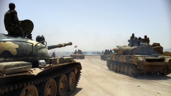 الجيش السوري يقطع طرق إمداد مناطق المعارضة في حلب