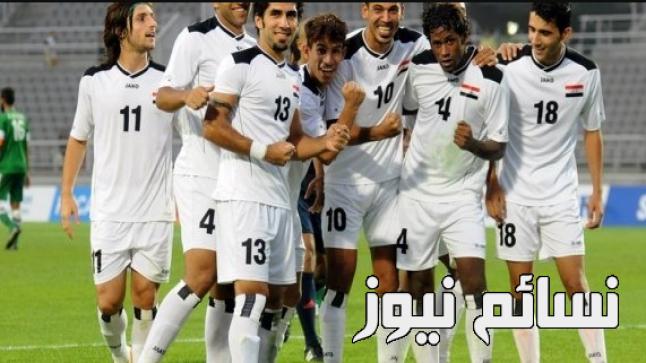 نتيجة مباراة العراق وتايلاند اليوم وملخص إنتصاراسود الرافدين على ملعب راجامانجالا لايفالصعب في التصفيات الآسيوية