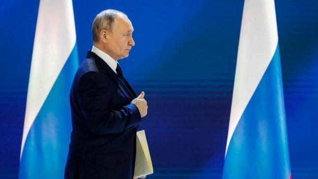 بوتين: العلاقات مع الولايات المتحدة في أدنى مستوها