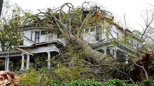 الولايات المتحدة على وشك الدخول في 20 عاصفة وإدارة بايدن تستعد