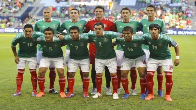 منتخب المكسيك الأولمبي يستعد لأولمبياد ريو بآخر معسكر