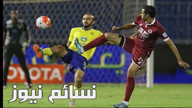 نتيجةمباراة النصر والفيصلي اليوم وملخص أهدافالعالمي أمام عنابي سدير دوري جميل الجولة الأولى