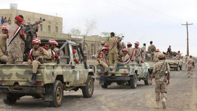 الجيش اليمني يتمكن من تحرير جبل المنامة والملتقى .. والمقدشي يتوعد قيادات الحوثي بالمحاكمات
