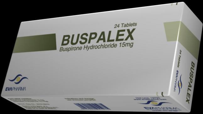 نشرة أقراص بوسباليكس Buspalex يعالج الهياج والقلق