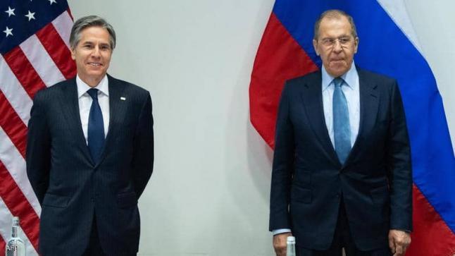 """على الرغم من """"الخلافات الكبيرة"""" مباحثات بين امريكي وروسيا"""
