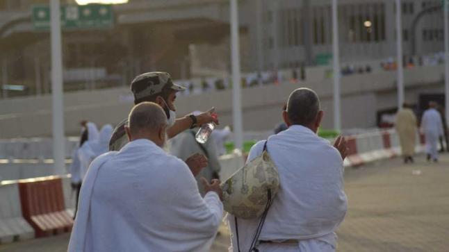 آلية تسجيل الحجاج من داخل السعودية