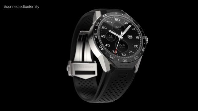 شركة TAG Heuer السويسرية تعلن عن صدور ساعتها الذكية الجديدة في شهر مايو القادم