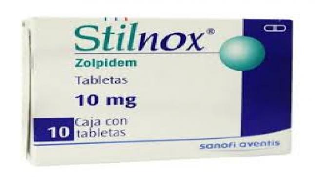 نشرة أقراص ستيلنوكس Stilnox لعلاج الأمراض النفسية والعقلية