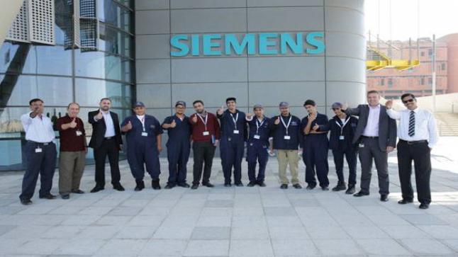 شركة سيمينس الألمانية تعلن عن وظائف شاغرة ننشر التفاصيل