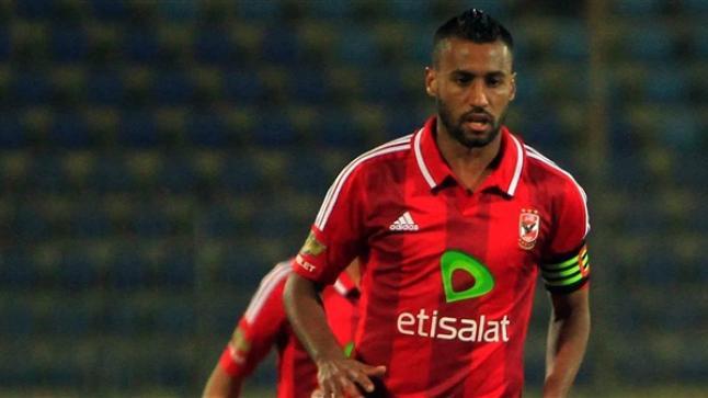 حسام عاشور يكشف عن سبب غضبه في مباراة الذهاب أمام الوداد
