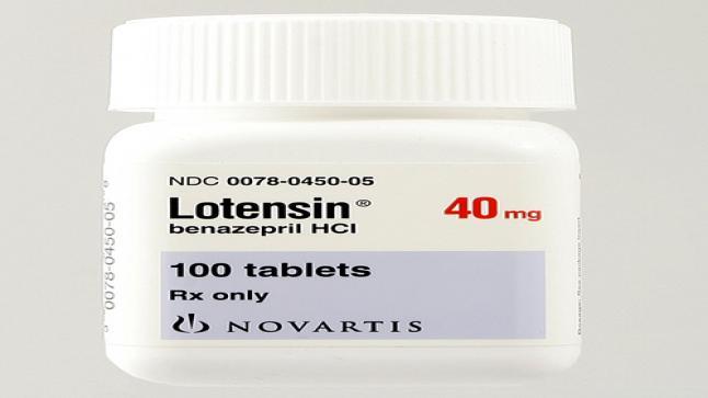 نشرة أقراص لوتنسين Lotensine يعالج ارتفاع ضغط الدم