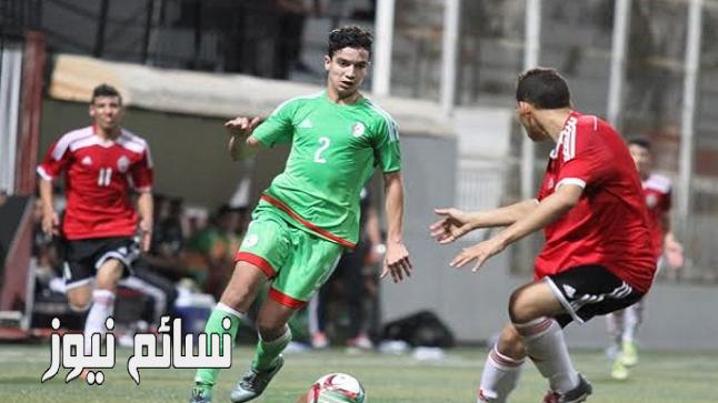 نتيجة مباراة ليبيا والجزائر اليوم وملخص لقاءمحاربي الصحراء في مواجهة فرسان المتوسط في تصفيات أفريقيا بالتعادل العادل