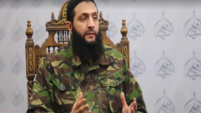 أبو محمد الجولاني يتهم روسيا والولايات المتحدة بالتواطؤ مع نظام الأسد