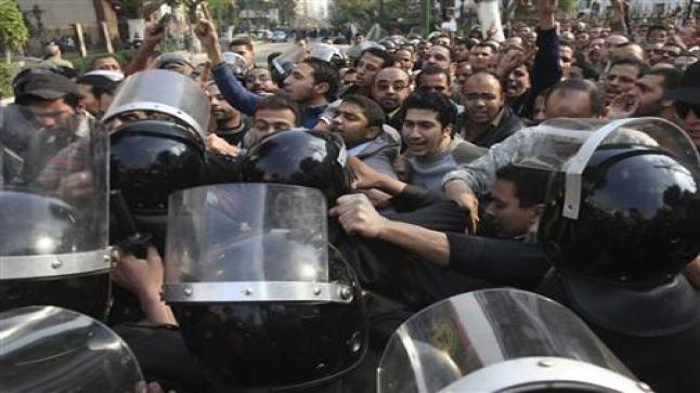محاكمات جديدة في مصر بتهم التحريض على التظاهر