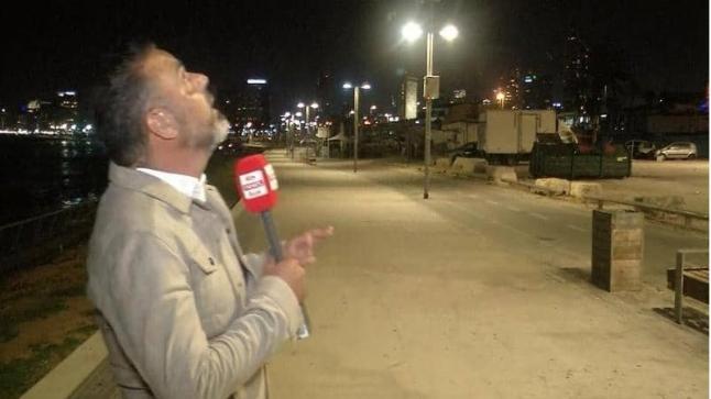 """بين """"القبة"""" والصواريخ معركة تضيء سماء تل أبيب"""