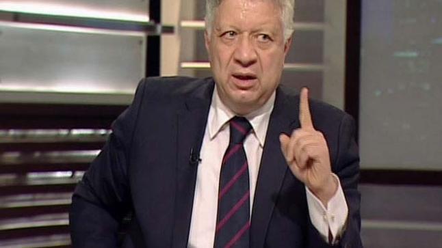 مرتضى منصور: سأوافق على احتراف مصطفى محمد فور التتويج بدوري أبطال أفريقيا