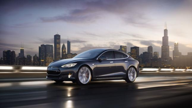 تيسلا موديل S تتصدر مبيعات السيارات الكهربائية للربع الأول من 2017