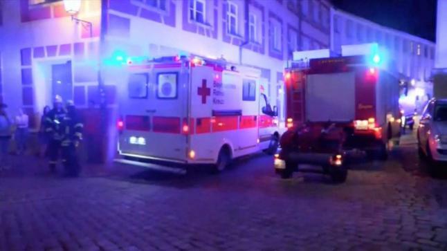 الشرطة الألمانية تستبعد وجود قنبلة في إنفجار نورنبرغ ولا إصابات