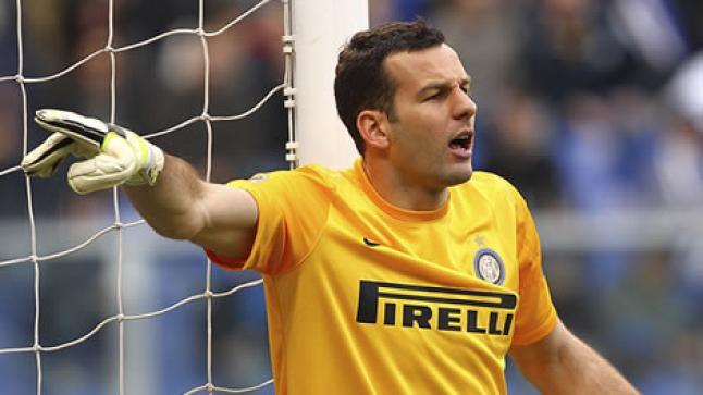 سمير هاندانوفيتش يجدد عقده مع فريق أنتر ميلان الايطالي