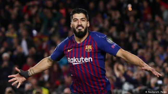"""سواريز يرد على أنباء رحيله عن برشلونة: """"هناك أشخاص لا علاقة لي بهم يتحدثون باسمي"""""""