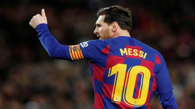 تقارير: برشلونة لن يسمح برحيل ميسي مجانا