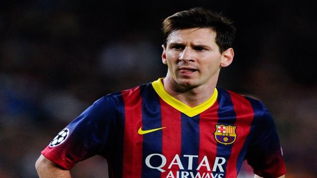 برشلونة يعلن عن سبب غياب ميسي عن التدريبات