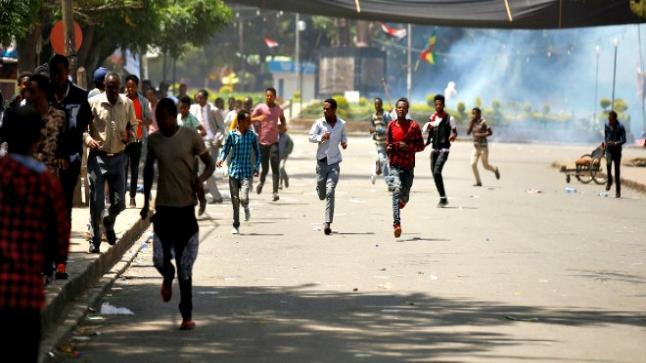 قتلى بالعشرات في إثيوبيا جراء التدافع في مهرجان قريب من أديس أبابا