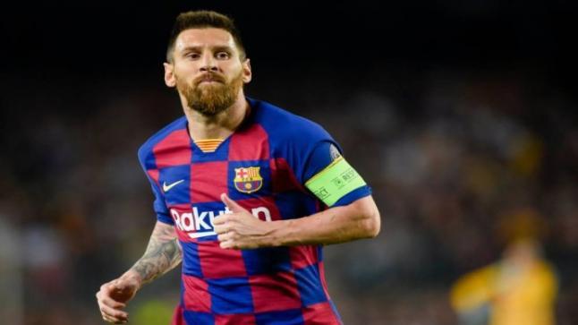 رئيس برشلونة يحسم الجدل حول رحيل ميسي عن الفرق