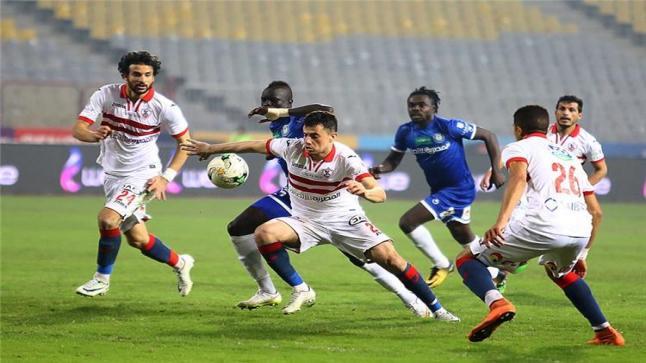 الاتحاد الأفريقي يشيد بدفاع الزمالك في دوري أبطال أفريقيا