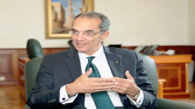 وزير الاتصالات المصري: انتهينا من ربط 2563 مدرسة ثانوية بالألياف الضوئية
