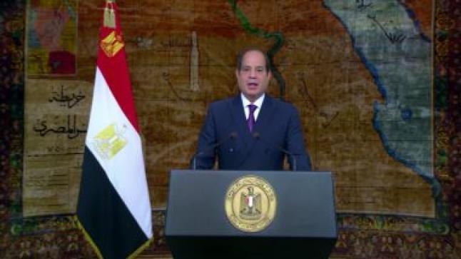 مصر.. توقف القتال بين إسرائيل وغزة