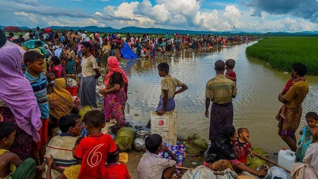 منظمة اليونيسيف تشترط تعزيز الأمن والسماح بوصول المساعدات قبل عودة أقلية الروهينجا إلى ديارهم
